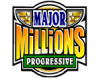 Win the Major Millions jackpot today!